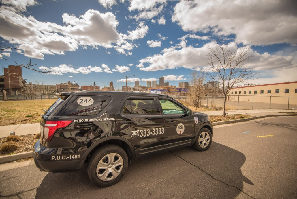 Yellow Cab Denver >> Metro Taxi Colorado S Largest And Greenest Fleet